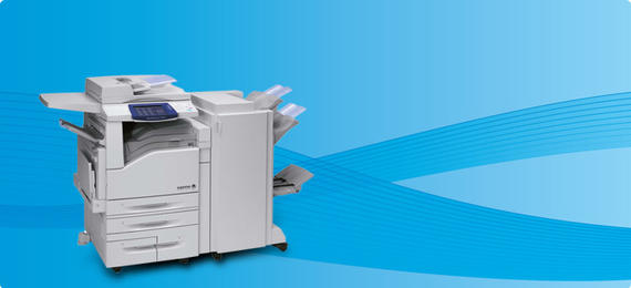 Multifunkce Xerox WorkCentre 7400